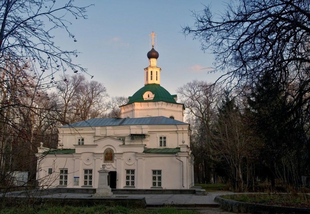 Храм Святых Апостолов Петра и Павла в Нижнем Новгороде