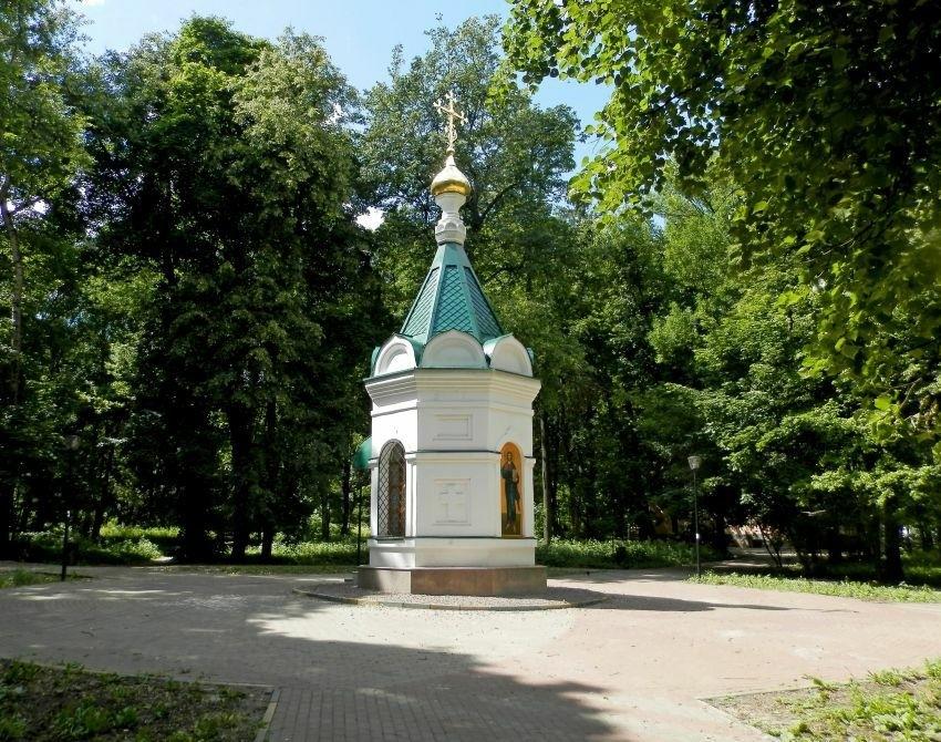 Часовня Всех Святых в Нижнем Новгороде