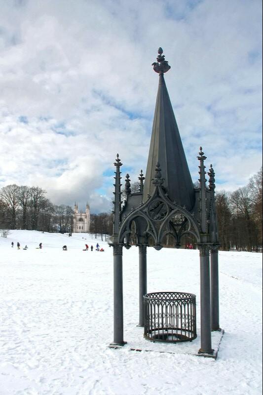 Готический колодец (Санкт-Петербург)