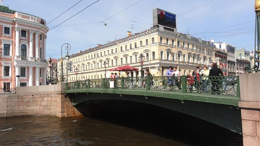 Зелёный мост (Санкт-Петербург)