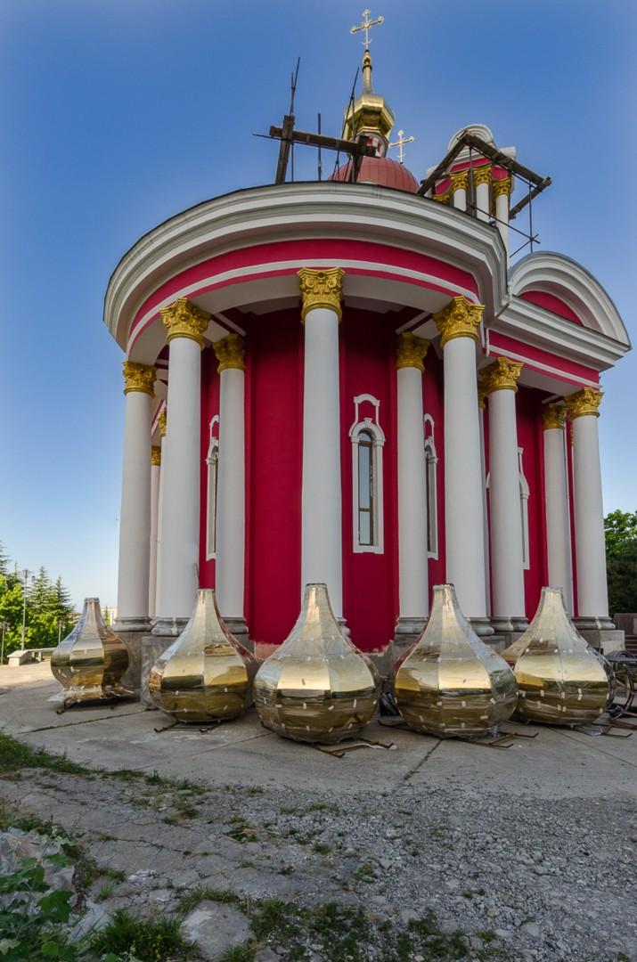 Церковь Пантелеимона Целителя в Сочи