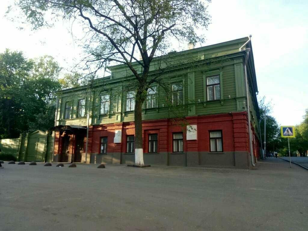 Музей-квартира Максима Горького в Нижнем Новгороде