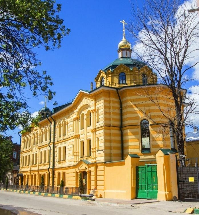 Церковь Кирилла и Мефодия в Нижнем Новгороде