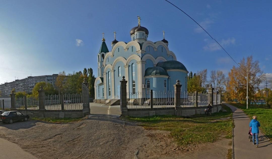 Церковь иконы Божией Матери Скоропослушница в Нижнем Новгороде
