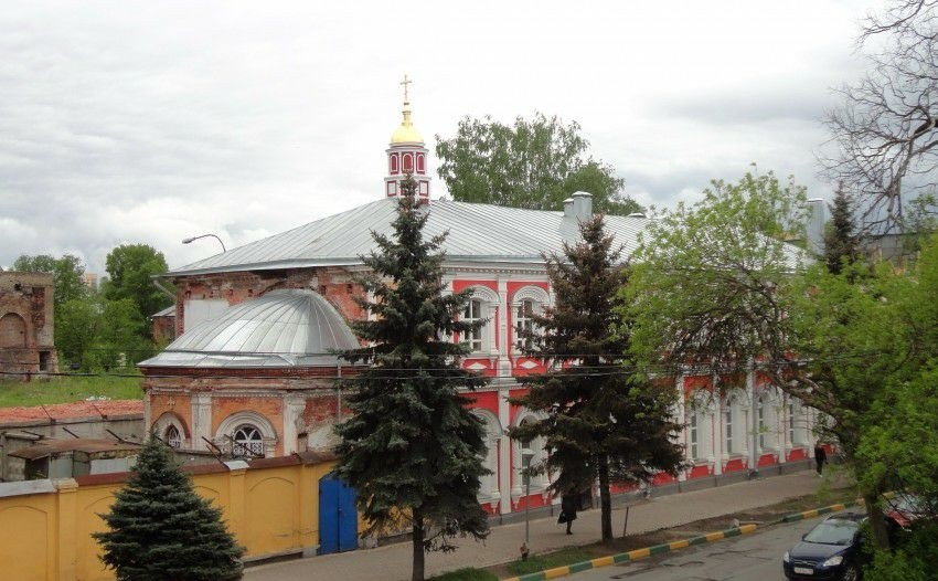 Церковь Александра Невского в Нижнем Новгороде
