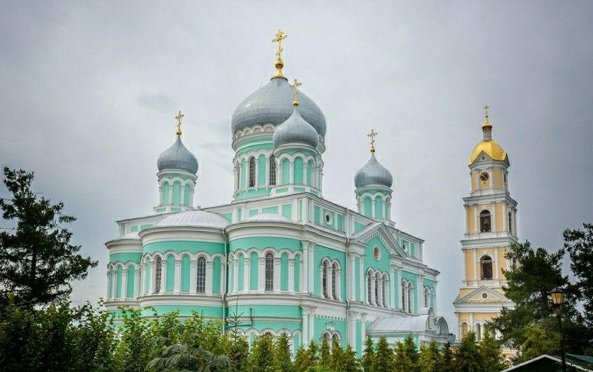 Собор Троицы Живоначальной Свято-Троицкого Серафимо-Дивеевского женского монастыря