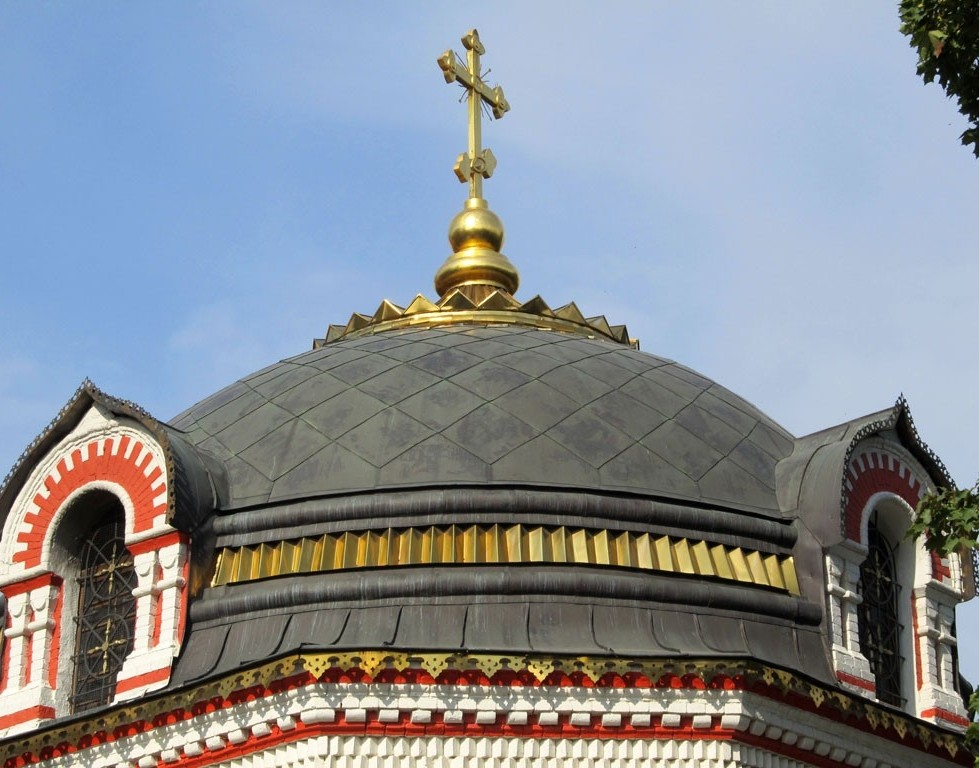 Храм иконы Божией Матери «Знамение» в Аксиньине