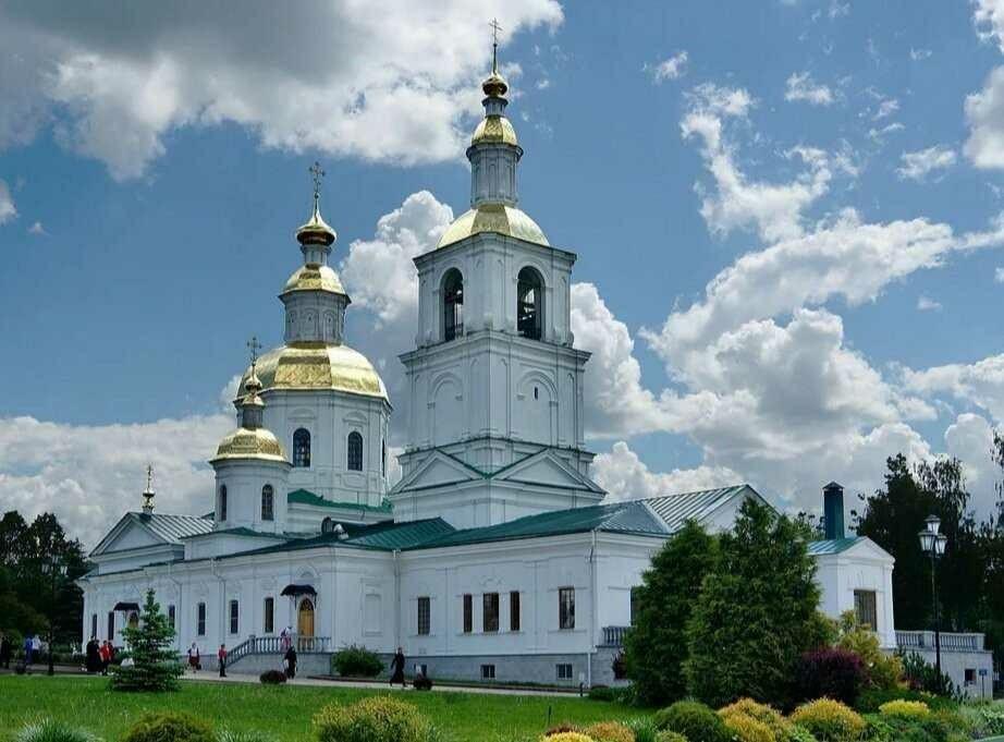 Церковь Рождества Христова Свято-Троицкого Серафимо-Дивеевского женского монастыря