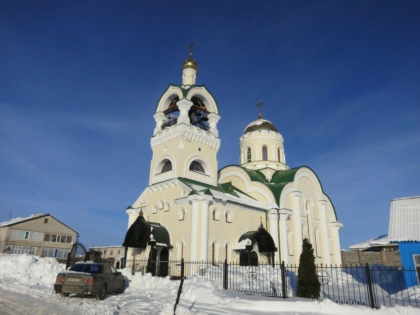 Церковь Елисаветы Феодоровны в Дивеево