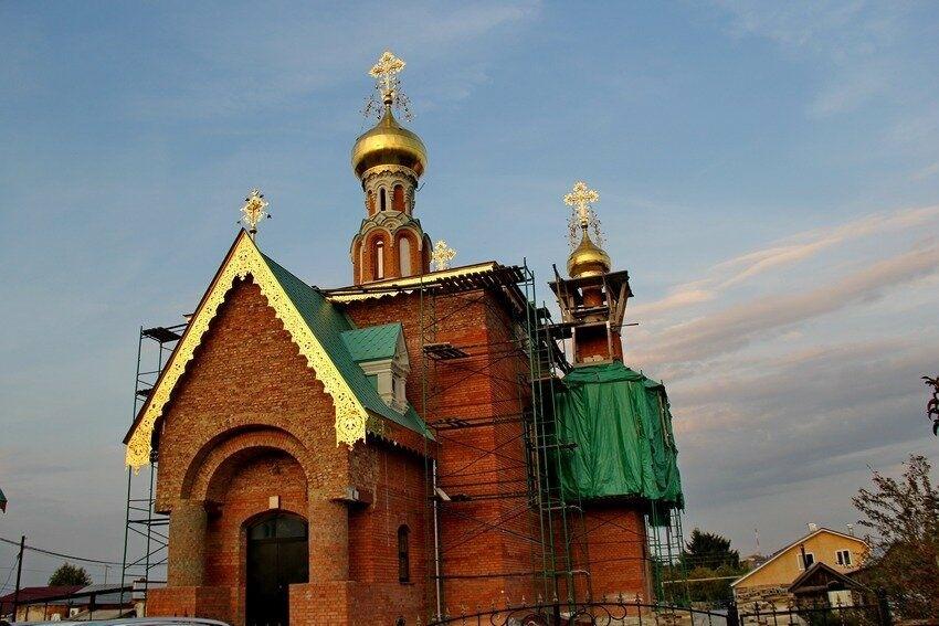 Церковь Царственных Страстотерпцев в Дивеево