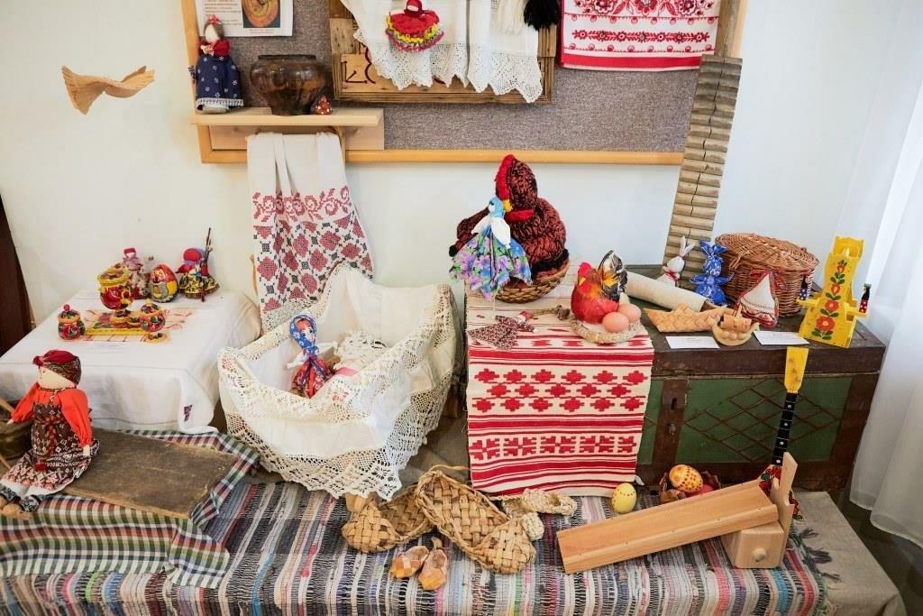 Музей народной игрушки в Сарове