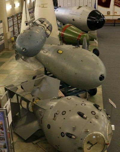 Музей ядерного оружия в Сарове