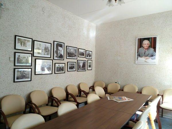 Музей-квартира академика Ю. Б. Харитона в Сарове
