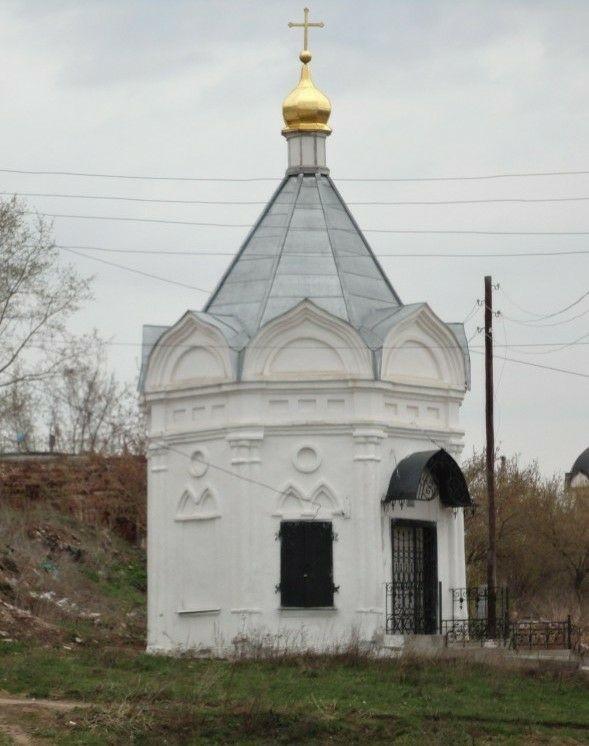 Часовня Спаса Нерукотворного Образа в Арзамасском Спасо-Преображенском мужском монастыре