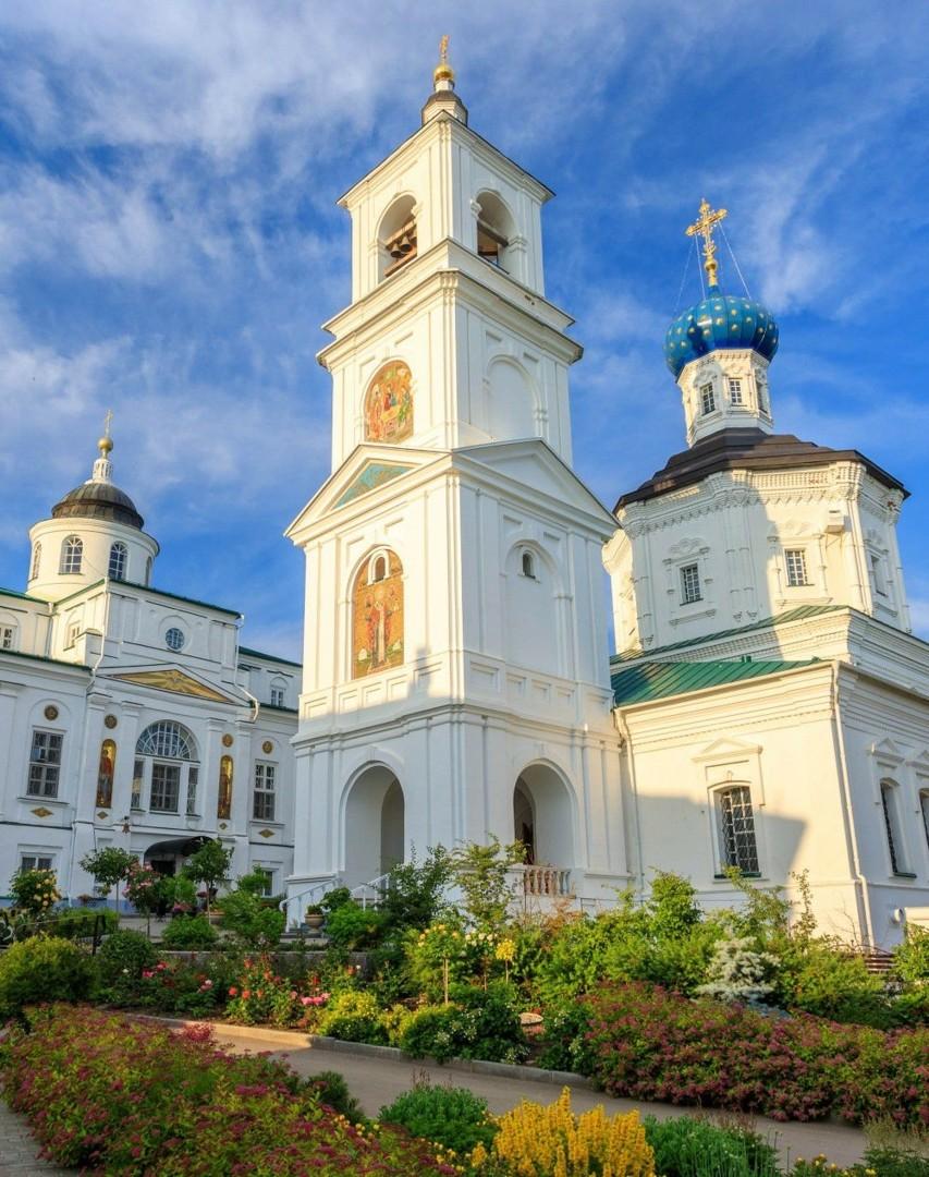Церковь Николая Чудотворца Свято-Николаевского женского монастыря в Арзамасе