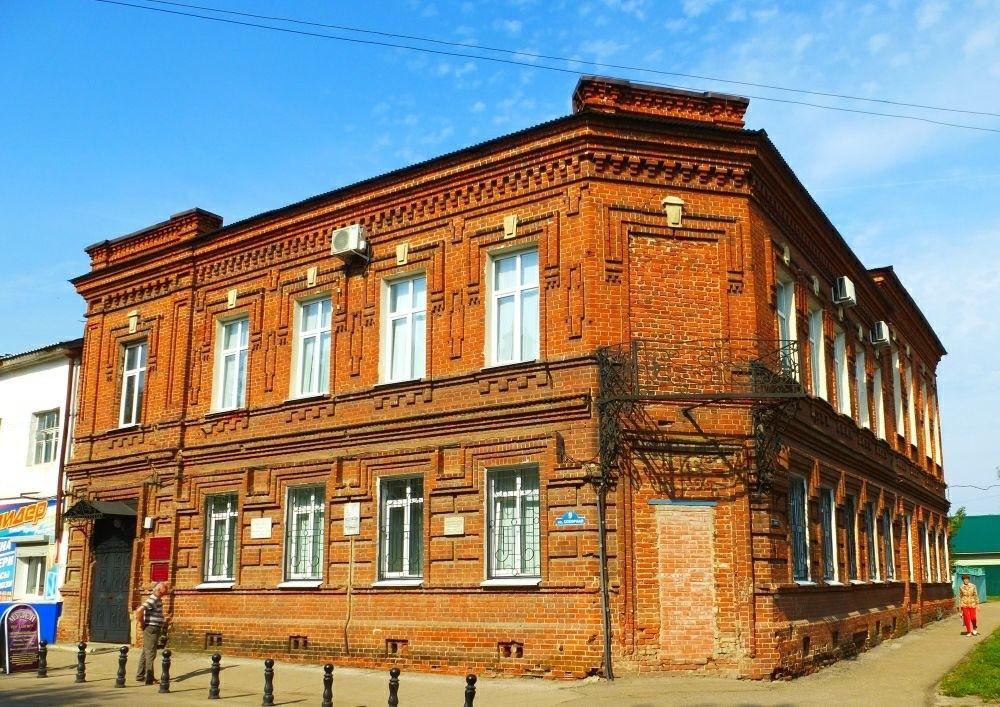 Историко-художественный музей в Арзамасе