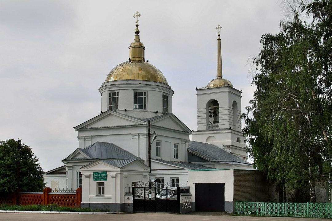 Церковь Сошествия Святого Духа в Арзамасе