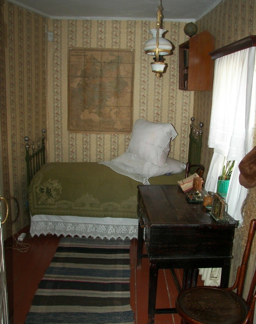 Дом-музей А.П. Гайдара в Арзамасе