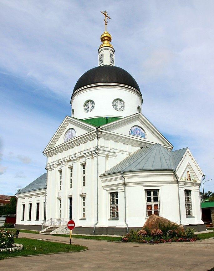 Церковь Владимирской Иконы Божией Матери в Арзамасе
