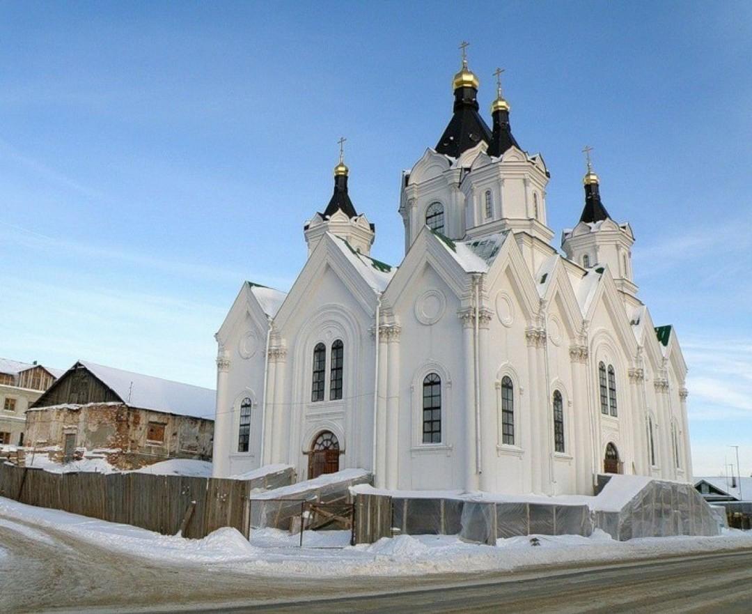 Церковь Рождества Христова в Арзамасе