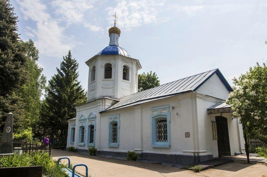 Церковь Тихвинской Иконы Божией Матери в Арзамасе