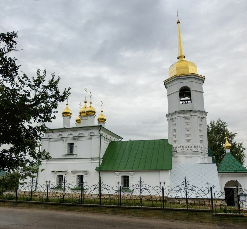 Церковь Иоанна Богослова в Арзамасе