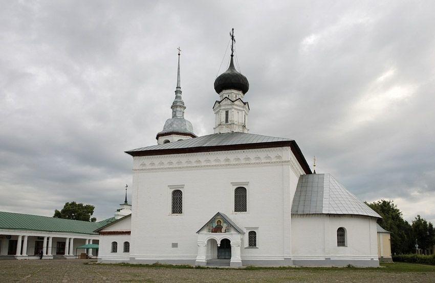 Церковь Воскресения Словущего в Суздале