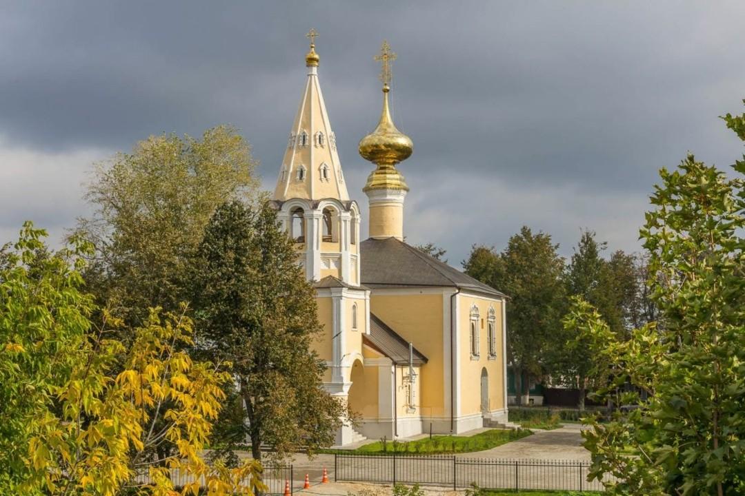 Церковь Усекновения Главы Иоанна Предтечи в Суздале
