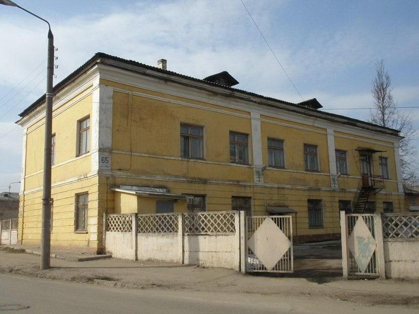 Крестовский монастырь в Калуге