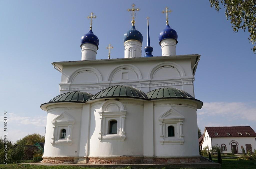 Успенский Лихвинский Гремячев монастырь