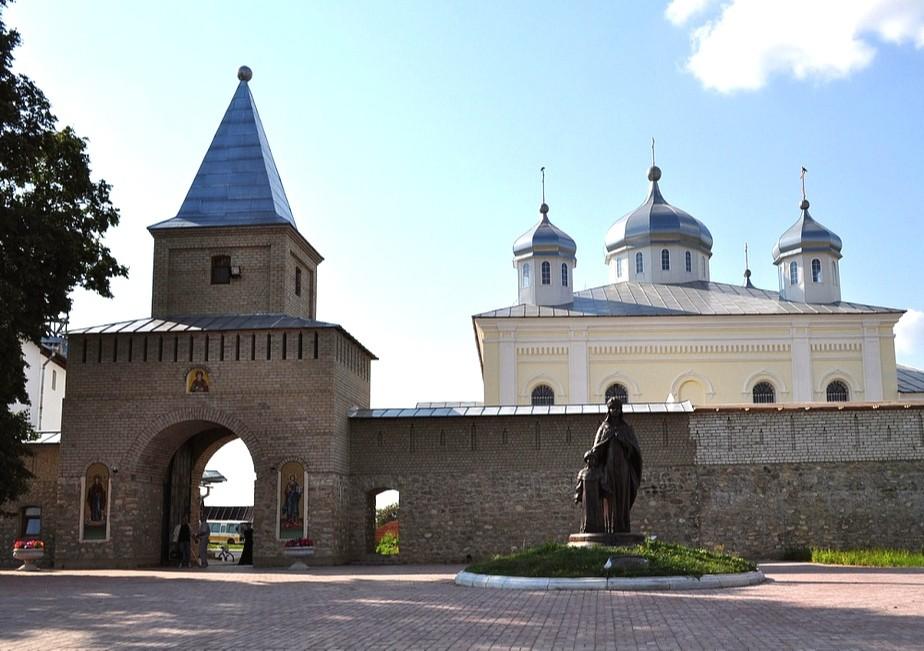 Свято-Георгиевский Мещовский монастырь