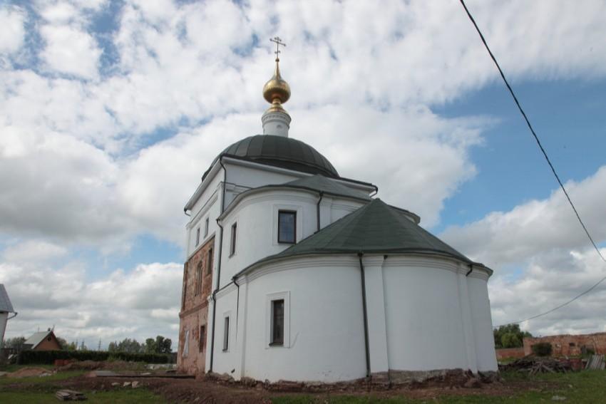 Собор святого Георгия Победоносца Свято-Георгиевского Мещовского монастыря