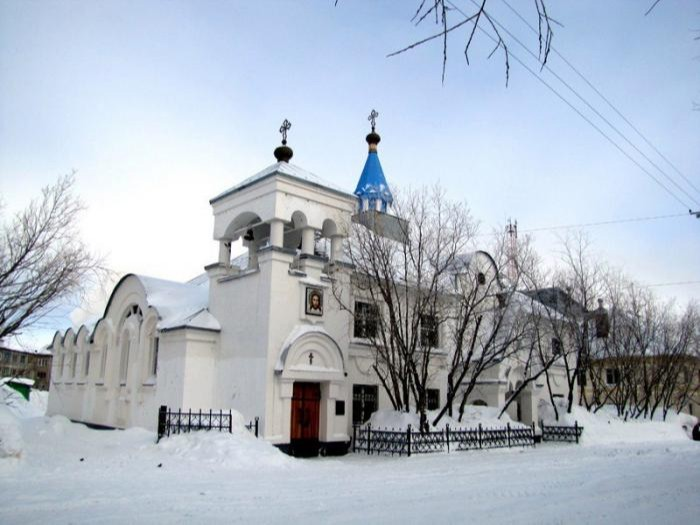 Храм Архангела Михаила (Воркута)