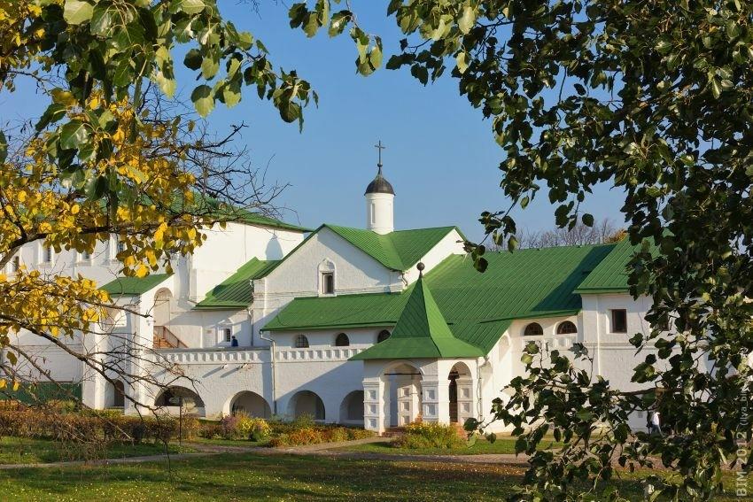 Архиерейские палаты в Суздальском Кремле