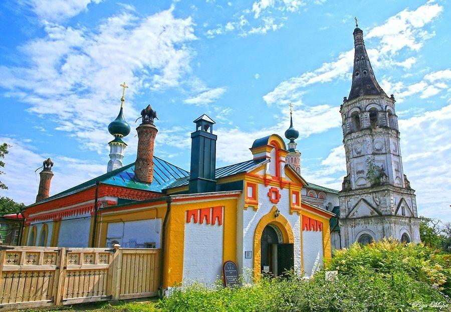 Церковь Рождества Христова в Суздале