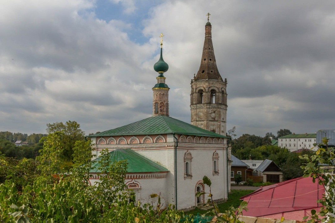 Церковь Николая Чудотворца в Суздале