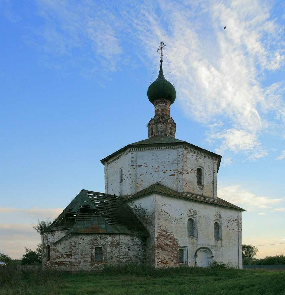 Церковь Косьмы и Дамиана в Суздале