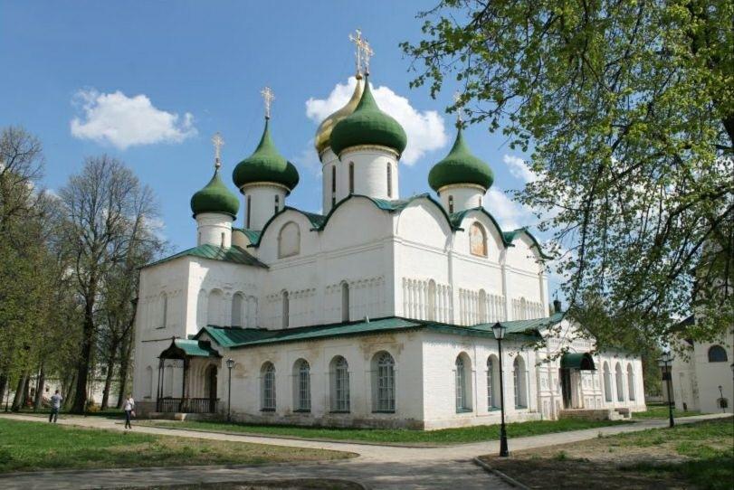 Собор Преображения Господня в Спасо-Евфимиевом монастыре в Суздале