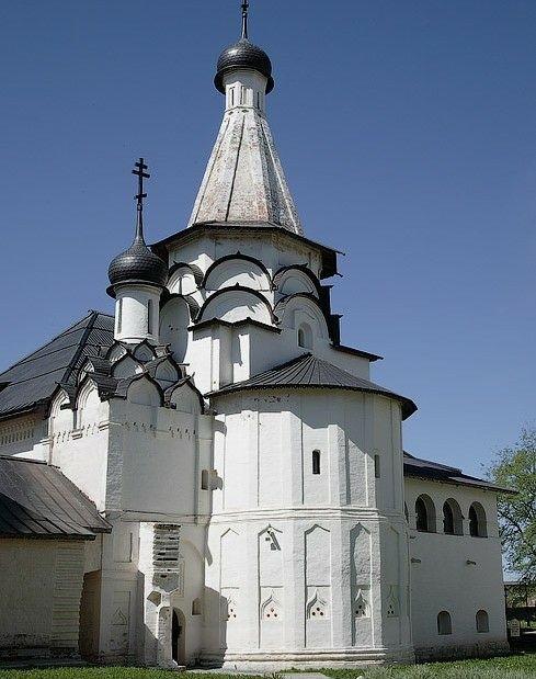 Церковь Успения Пресвятой Богородицы в Спасо-Евфимиевом монастыре в Суздале