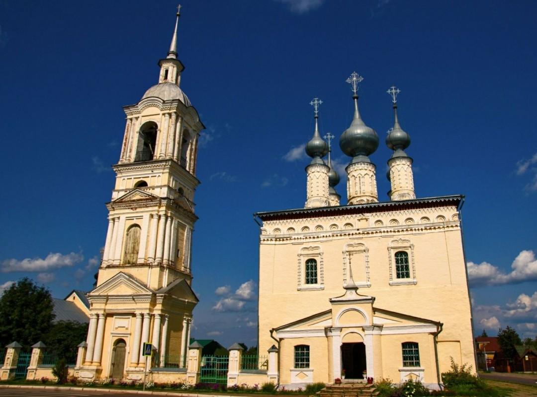Церковь Смоленской Иконы Божией Матери в Суздале