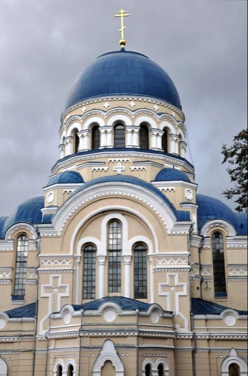 Успенский собор Калужской Тихоновой пустыни