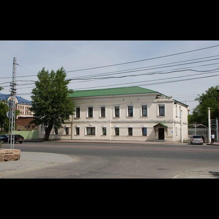 Дом Мотовиловых