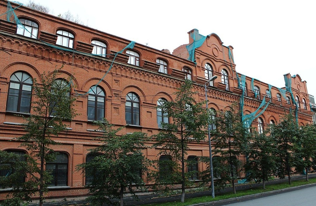 Чаеразвесочная фабрика (ул. Васенко, 37)