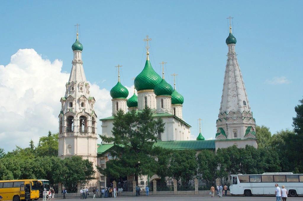 Церковь Ильи Пророка (Ярославль)