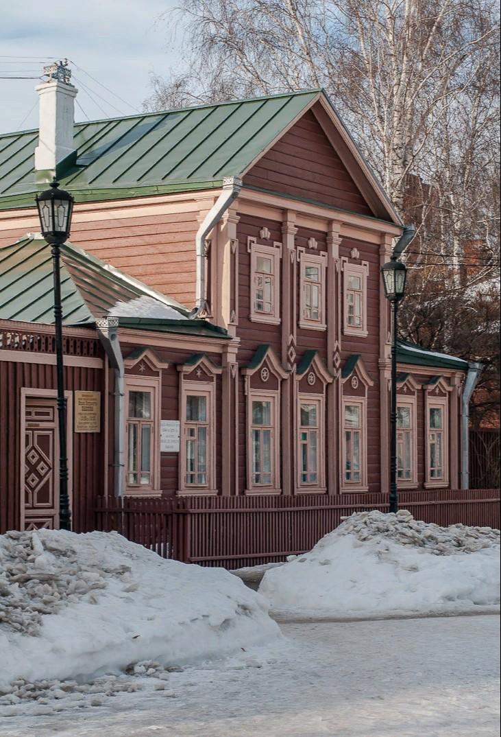 Музей-усадьба академика Павлова в Рязани