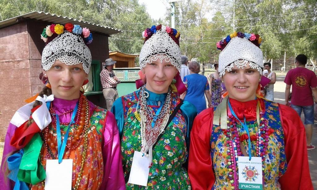 Русский этнос - семейские старообрядцы