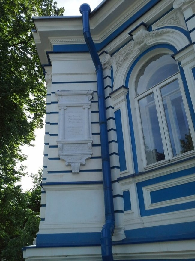 Дом пароходчика Любимова