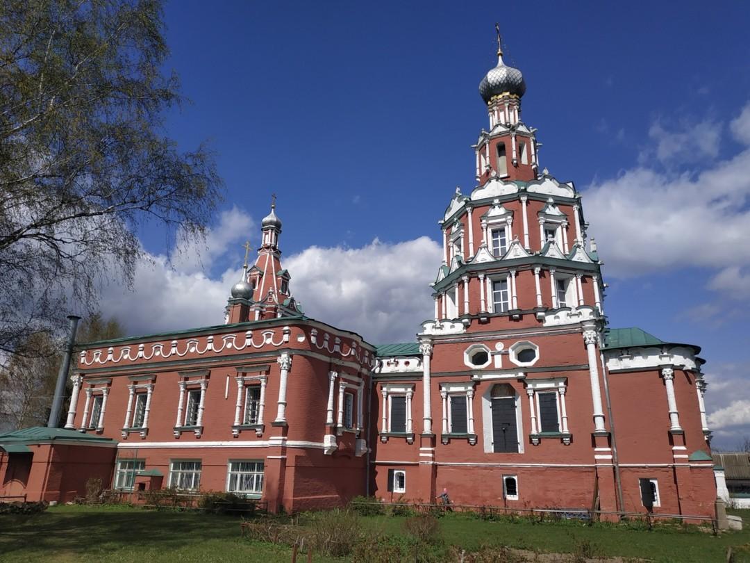 Церковь Смоленской иконы Божией Матери в Софрино