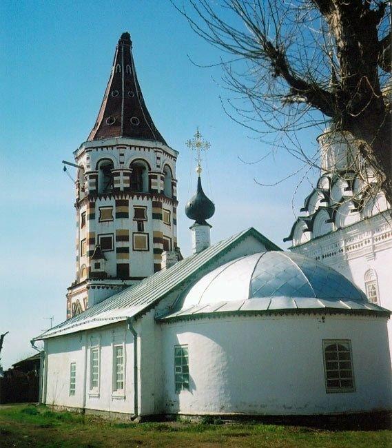 Церковь Антипия Пергамского в Суздале