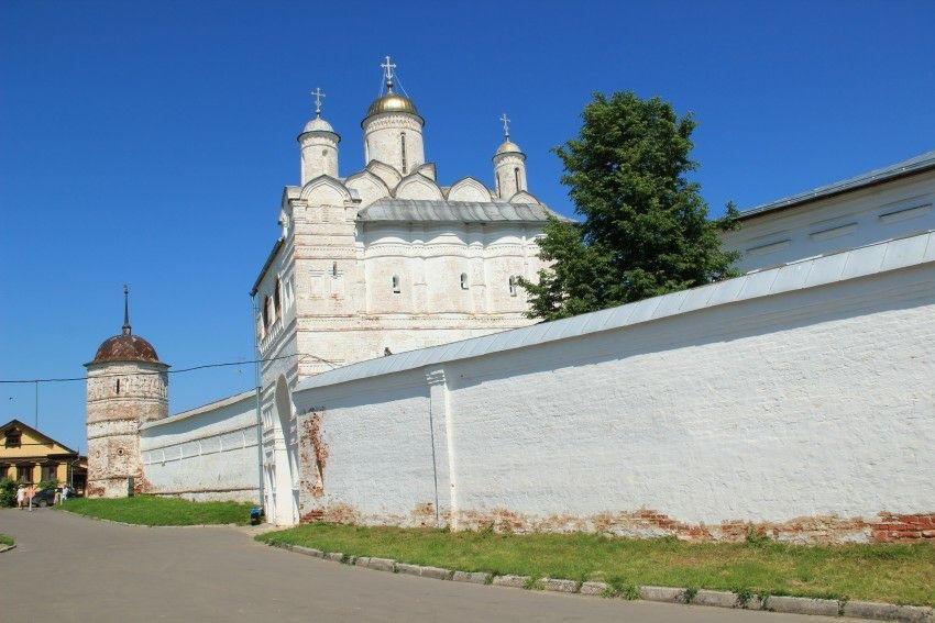 Церковь Благовещения Пресвятой Богородицы в Свято-Покровском женском монастыре в Суздале